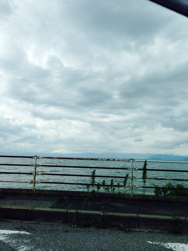 長浜まで納車だよ!