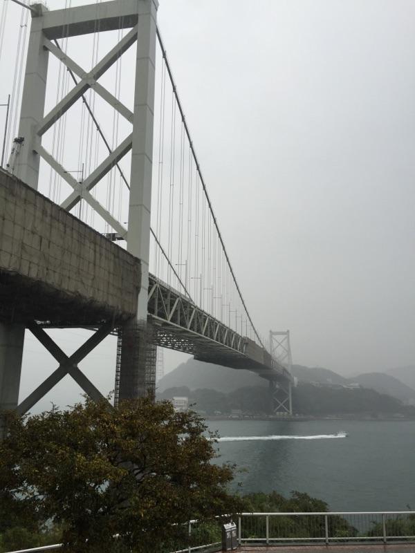 関門橋だよ!